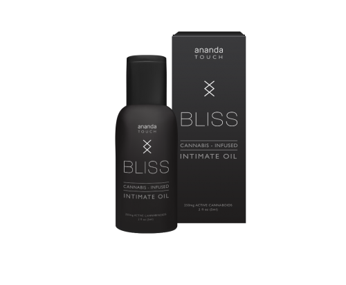 ANANDA TOUCH BLISS intimate CBD Oil